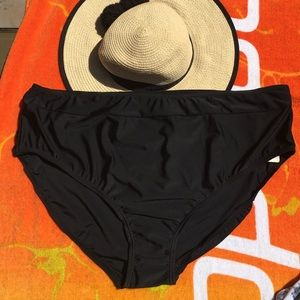 COPY - St John's Bay Bikini Botton Black 22W